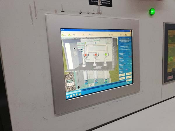 RUNTIO's industrial tablet PC should be successfully used in Ukrainian industrial control products