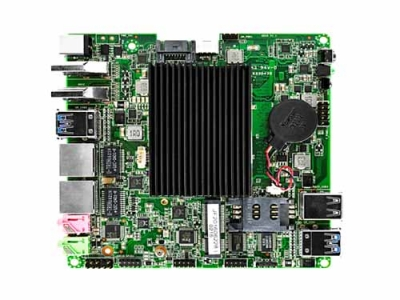 Dual HDM interface I3/I5/I7 industrial motherboard