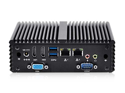 Q470S Mini industrial computer small host
