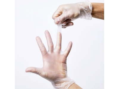 Safety Hand PVC Nitrile Medical Glove Disposable Latex Examination Nitrile Gloves Medical Gloves Nitrile Factory